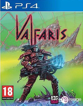 VALFARIS PS4 MIDIA DIGITAL