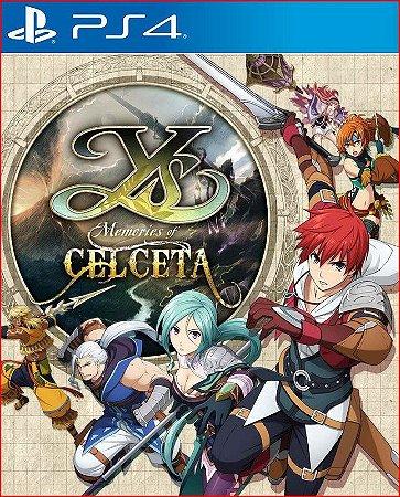 ys memories of celceta ps4 midia digital