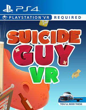 SUICIDE GUY PS4 MIDIA DIGITAL