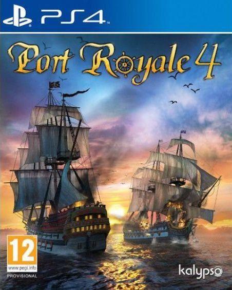 PORT ROYALE 4 PS4 MÍDIA DIGITAL