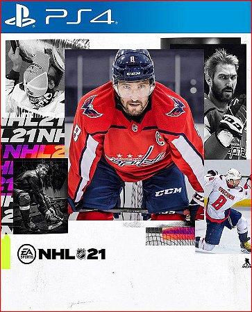 NHL 21 PS4 MÍDIA DIGITAL