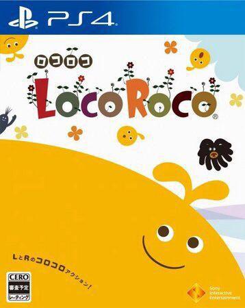 LOCOROCO PS4 MIDIA DIGITAL