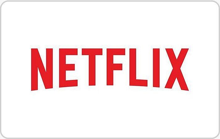 Gift Card Netflix R$ 35 Reais