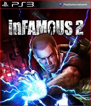 INFAMOUS 2 PS3 PSN MÍDIA DIGITAL