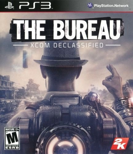 THE BUREAU XCOM DECLASSIFIED PS3 PSN MIDIA DIGITAL