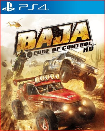 BAJA EDGE OF CONTROL HD PS4 |MÍDIA DIGITAL - PROMOÇÃO