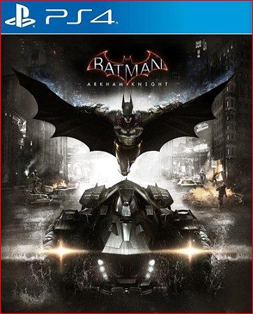 BATMAN ARKHAM KNIGHT PS4 MÍDIA DIGITAL