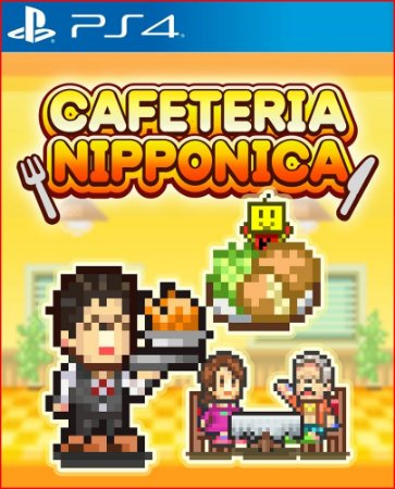 CAFETERIA NIPPONICA PS4 MÍDIA DIGITAL PROMOÇÃO
