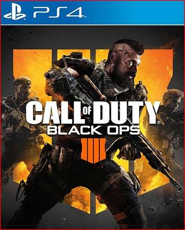 CALL OF DUTY BLACK OPS 4 PS4 MÍDIA DIGITAL