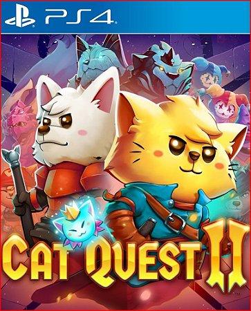 CAT QUEST II PS4 MÍDIA DIGITAL