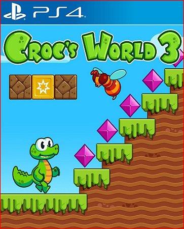 CROC'S WORLD RUN PS4 - MÍDIA DIGITAL