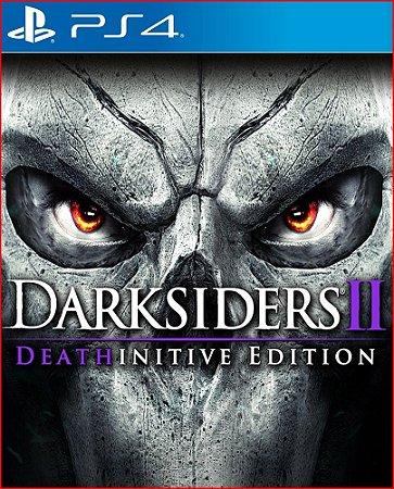 darksiders ii deathinitive edition ps4 midia digital