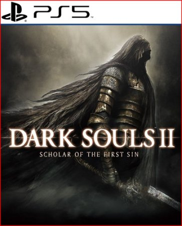 dark souls ll: scholar of the first sin ps5 midia digital