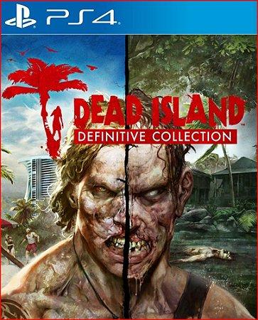 DEAD ISLAND DEFINITIVE COLLECTION PS4 MÍDIA DIGITAL PSN