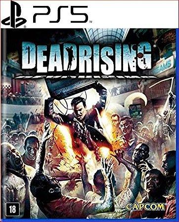 dead rising ps5 psn midia digital