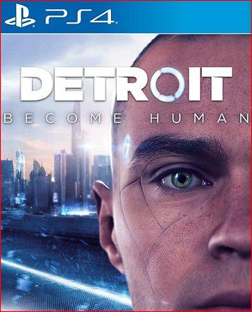 DETROIT BECOME HUMAN PS4 MÍDIA DIGITAL