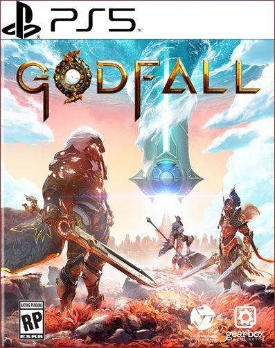 GODFALL STANDARD EDITION PS5 PSN MÍDIA DIGITAL