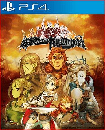 grand kingdom ps4 midia digital