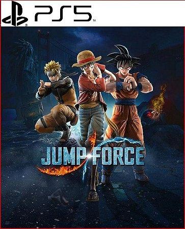 JUMP FORCE PS5 PSN MÍDIA DIGITAL