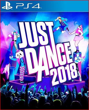JUST DANCE 2018 PS4 |MÍDIA DIGITAL PROMOÇÃO