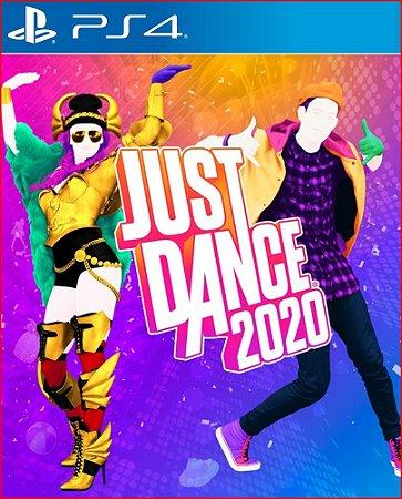 JUST DANCE 2020 PS4 - MÍDIA DIGITAL PSN