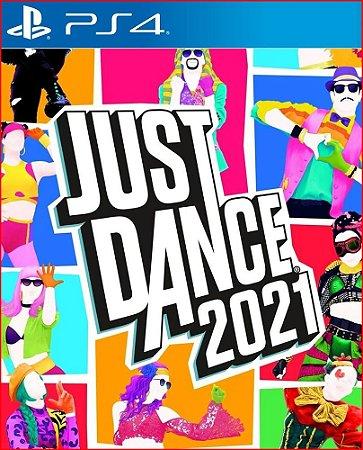 JUST DANCE 2021 PS4 MÍDIA DIGITAL