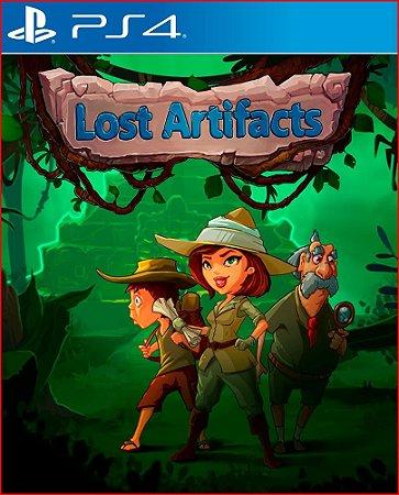 LOST ARTIFACTS PS4 MÍDIA DIGITAL PROMOÇÃO