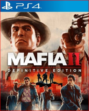 MAFIA II DEFINITIVE EDITION PS4 MIDIA DIGITAL   PORTUGUÊS