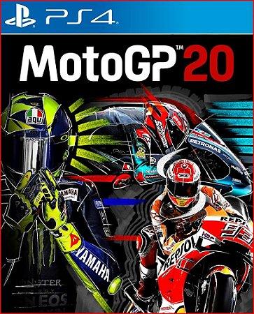 MOTOGP 20 PS4 MÍDIA DIGITAL