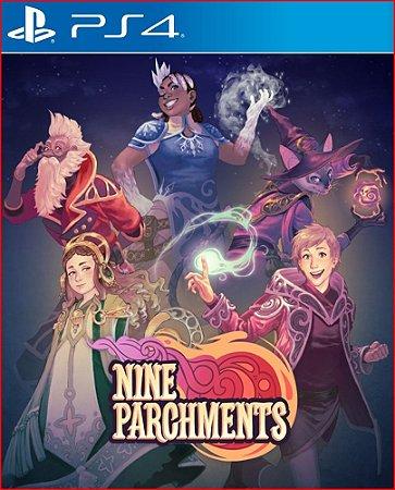 NINE PARCHMENTS PS4 MÍDIA DIGITAL