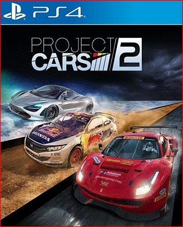 PROJECT CARS 2 PS4 MÍDIA DIGITAL