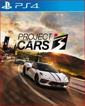 PROJECT CARS 3 PS4 MÍDIA DIGITAL