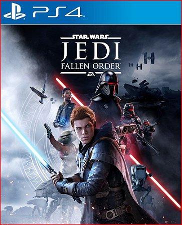 STAR WARS JEDI FALLEN ORDER PS4 PORTUGUÊS MIDIA DIGITAL