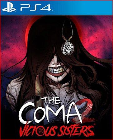 THE COMA 2 PS4 MIDIA DIGITAL