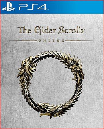THE ELDER SCROLLS ONLINE PS4 MÍDIA DIGITAL