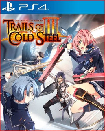 THE LEGEND OF HEROES: TRAILS OF COLD STEEL III PS4 MÍDIA DIGITAL