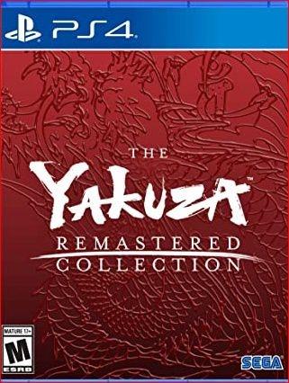 the yakuza remastered collection ps4 midia digital