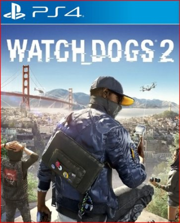 watch dogs 2 ps4 midia digital