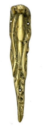 Aplique Em Bronze Móveis Cantos Quinas Cômoda Pés Bombê Arca