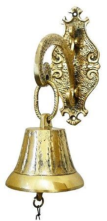 Sino Em Bronze Modelo Antigo Decorações Presentes Fazendas Capelas