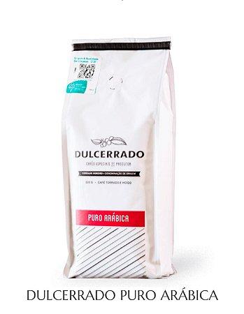 CAFÉ DULCERRADO MOIDO PURO ARÁBICA 500G