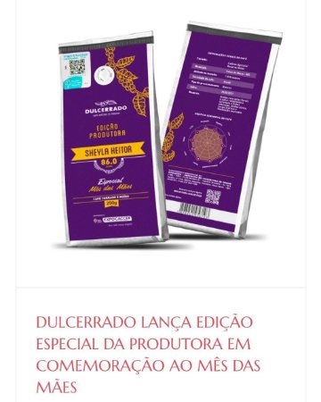 CAFÉ MOIDO EDIÇÃO ESPECIAL DULCERRADO 250G
