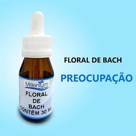 Floral de Bach Preocupação