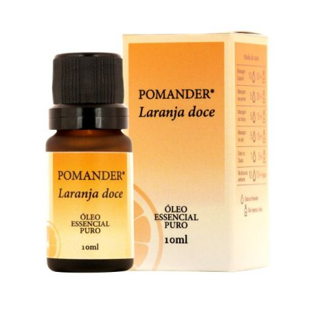 Pomander Óleo Essencial Laranja Doce 10 ml