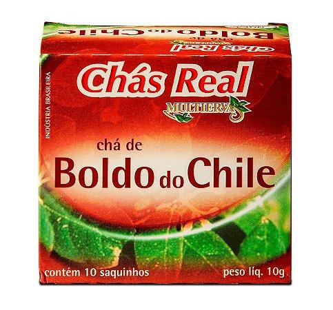 Chá Real Boldo do Chile