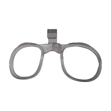 Suporte Clip De Lente Para Óculos de Segurança Grau 45x50