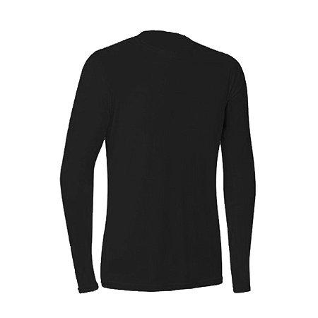 Camiseta Térmica Proteção Solar Segunda Uv-a E Uv-b