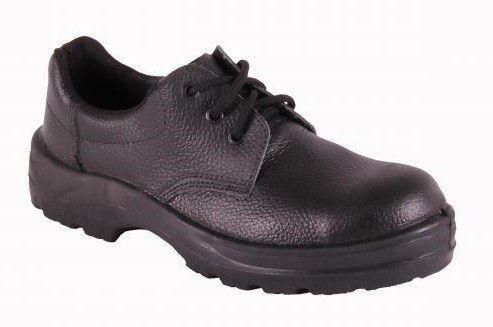 Sapato Primavera Bico AÇO PR128AB Cadarço CA 17144