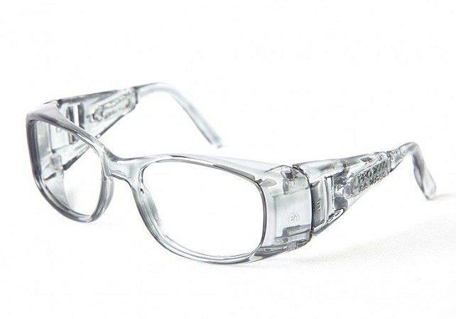 Armação de Óculos de Segurança Com Grau Transparente Proptic