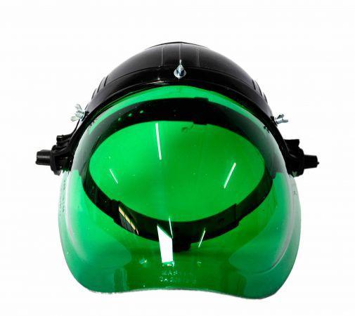 Protetor Facial Apolo Verde Claro Com Catraca CA 20573